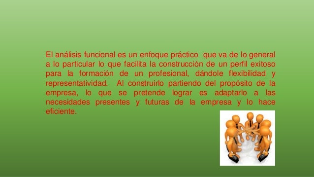 Análisis funcional un enfoque sistémico Omayra Pérez Slide 2