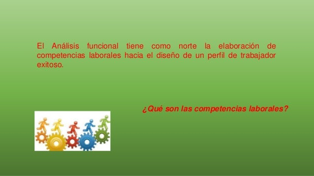 Análisis funcional un enfoque sistémico Omayra Pérez Slide 3