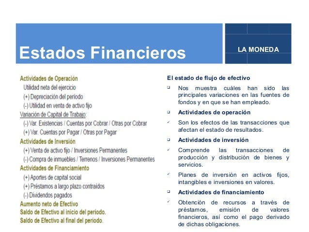 Instituto LA MONEDA, Bolsa de Valores, Análisis fundamental, Cómo inv… slideshare - 웹