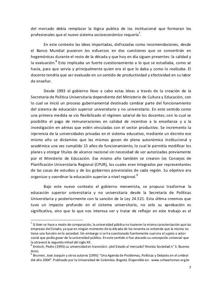 Pablo buchbinder historia de las universidades argentinas