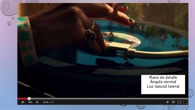 Análisis videoclip Slide 3