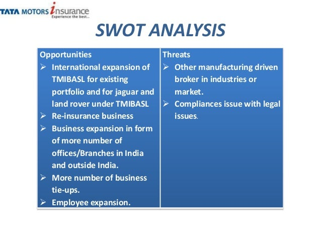 Ford india swot analysis