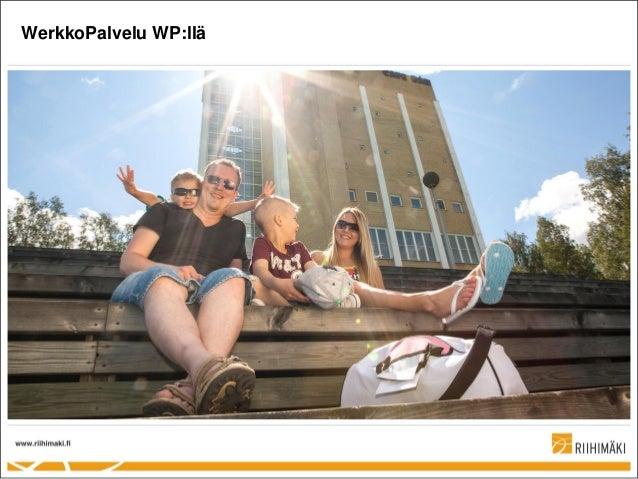 WerkkoPalvelu WP:llä