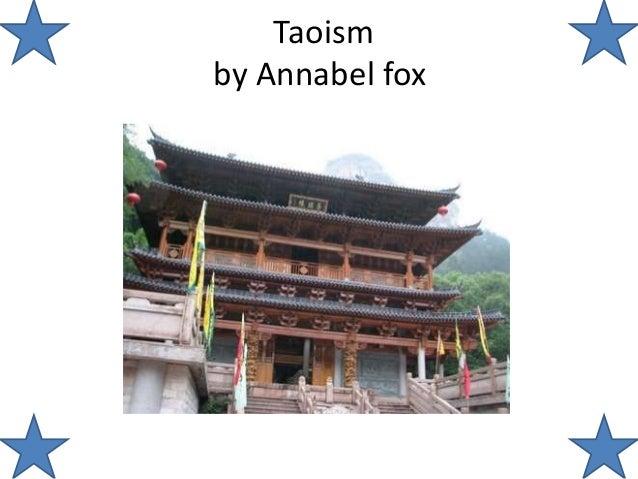 Taoismby Annabel fox