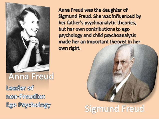 anna freuds role in the history The life and case study of anna o: (anna o) formed a case history which was to greatly influence the ideas of breuer and his colleague slave to your role.