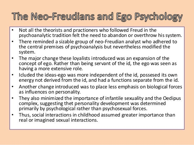 essay freuds psychodynamic Freud wrote several important essays on literature, which he used to explore the psyche of authors and characters, to explain narrative mysteries, and to develop new concepts in psychoanalysis (for instance, delusion and dream in jensen's gradiva and his influential readings of the oedipus myth and shakespeare's.