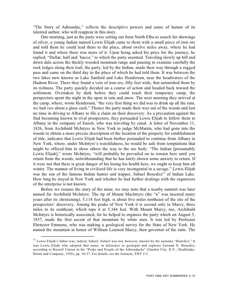 himself in the leg (the accident is mentioned in Henderson's letter of March 27, 1837, to McIntyre and was probably the on...