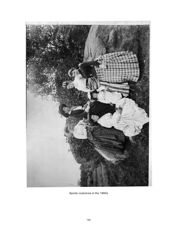 """An evening's entertainment (from AHM's proof files for """"Tahawus Club, 1898-1933)                              187"""