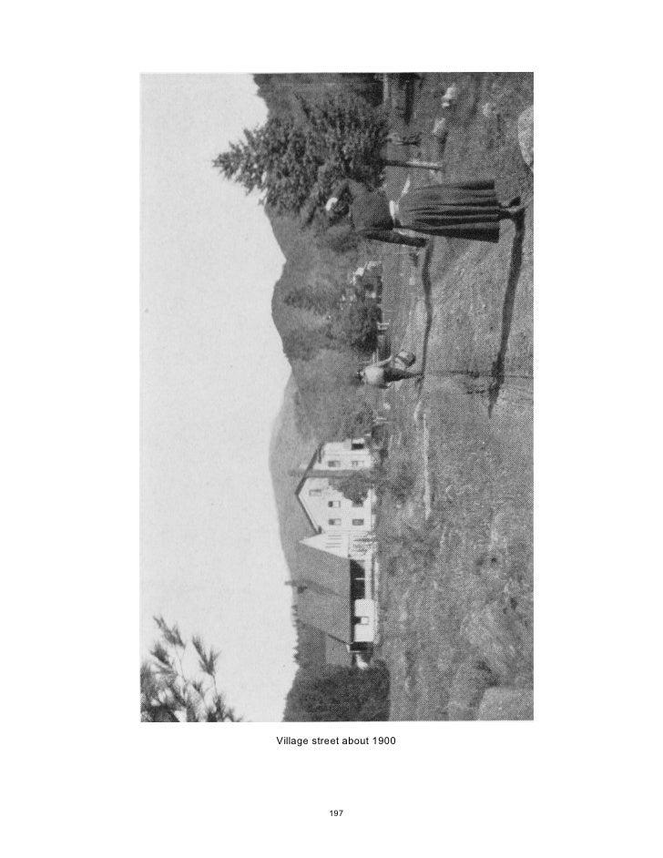Annals of the Deserted Village (Part 2)