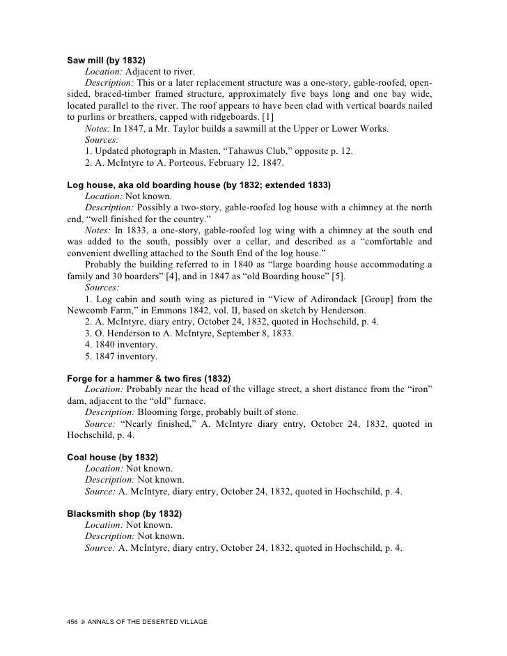 the deserted village summary pdf