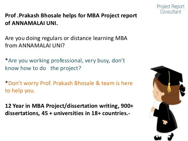 Mba solved assignments annamalai university