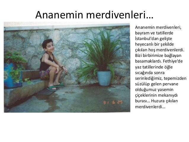 Annanem Ayse Bayramoglu