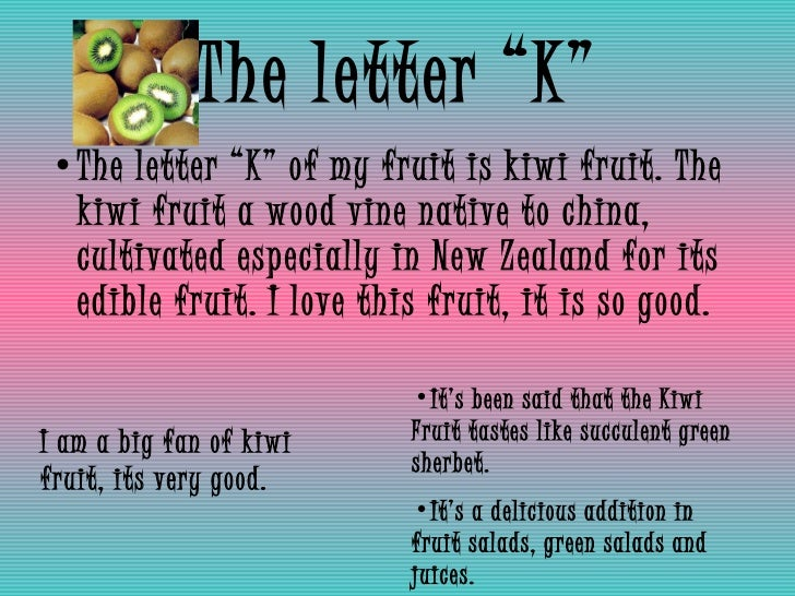 12 the letter