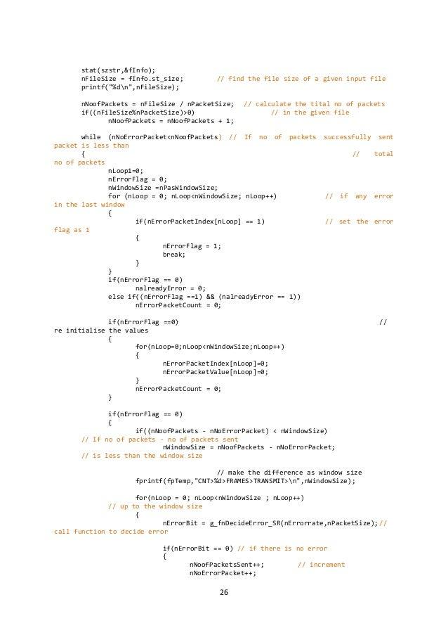 Anna University Netsim Experiment Manual