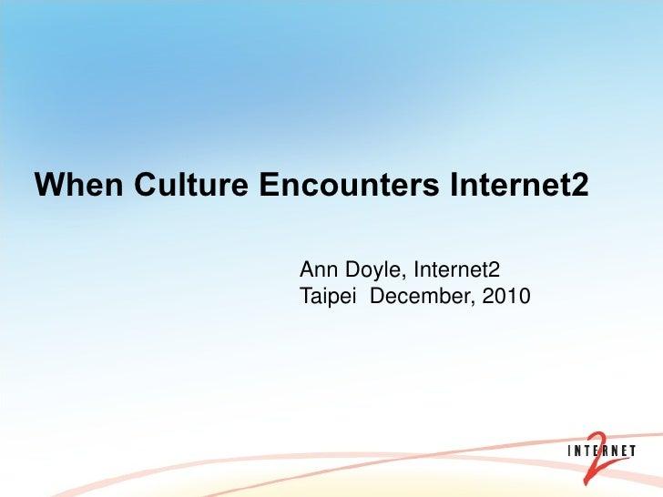 Ann doyle taipei2010