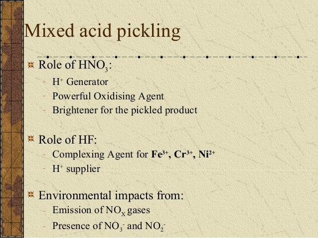 Pickling (metal)