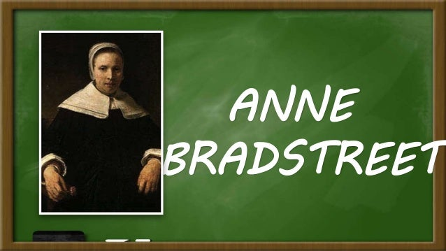 an analysis of to my dear and loving husband by anne bradstreet Complete summary of anne bradstreet's to my dear and loving husband  enotes plot summaries cover all the significant action of to my dear and loving.