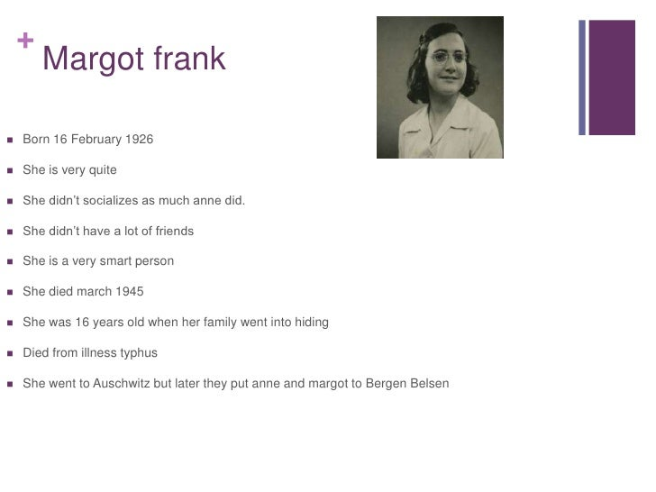 a biography of anne frank and her familys history He returned to amsterdam and found anne's diary her diary was published in 1947 under the name the secret annex later it was renamed anne frank: diary of a young girl it became a popular book read throughout the world interesting facts about anne frank anne and margot called their father by his nickname pim.