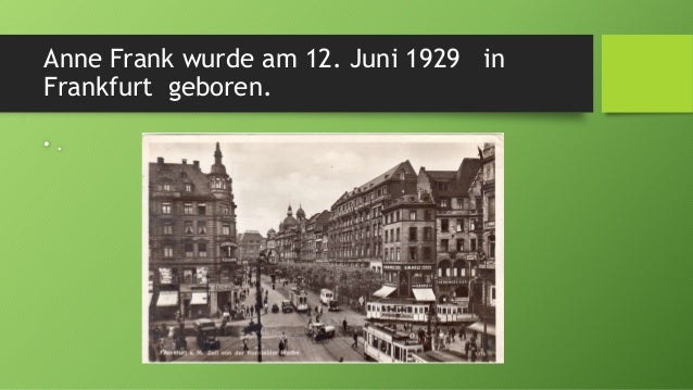 Anne Frank Slide 2