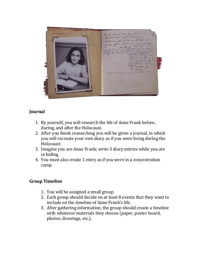 research essay on anne frank Anne frank topic questions  anne, research, essay, good, anne frank nhuett14 i need a world war 2 topic that has to be related to anne frank posted 3+ months.