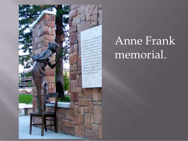 Anne Frank Summary for Kids