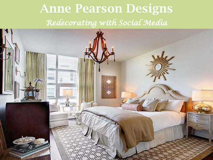 Anne Pearson DesignsRedecorating with Social Media