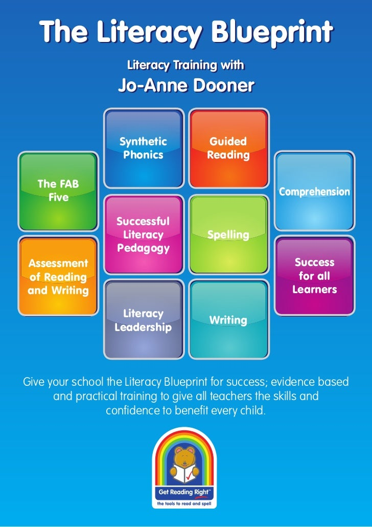 The Literacy Blueprint                     Literacy Training with                     Literacy Training with              ...
