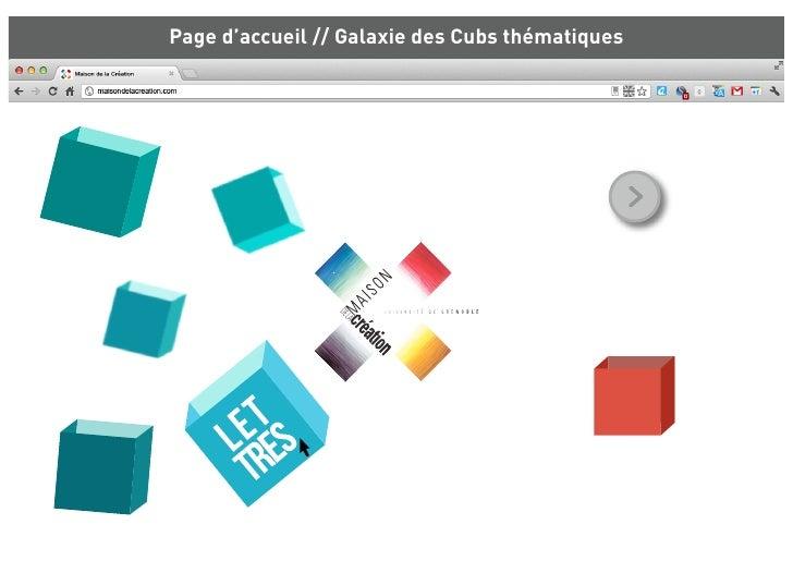 Page d'accueil // Galaxie des Cubs thématiques