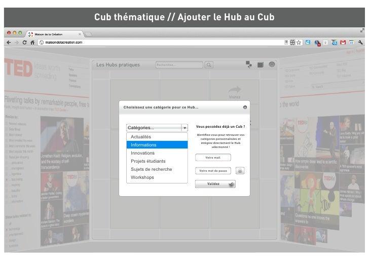 Cub thématique // Ajouter le Hub au CubLes Hubs pratiques           Recherchez...                                         ...