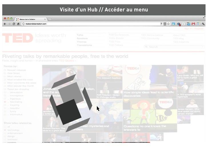 Visite d'un Hub // Accéder au menuLes Nubs pratiques   Rechercher                                  Visitez                ...