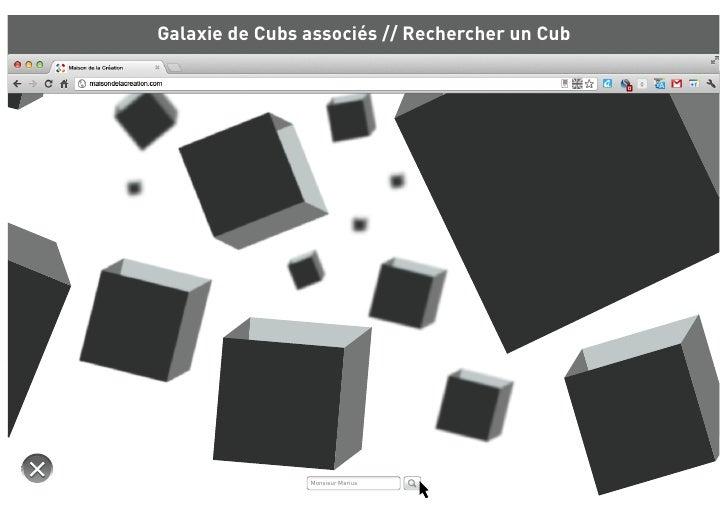 Galaxie de Cubs associés // Rechercher un Cub                Monsieur Marius