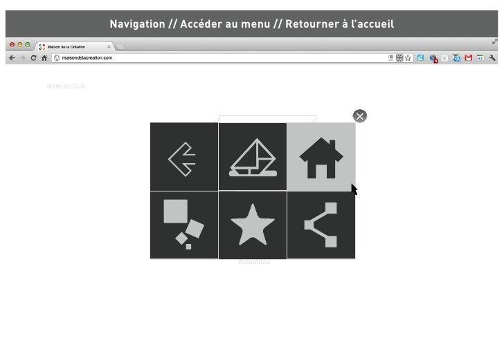 Navigation // Accéder au menu // Retourner à l'accueilNom du Cub                                     Actualités