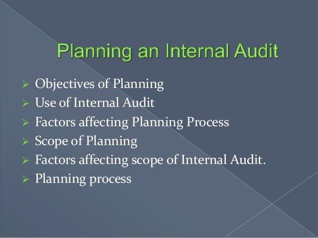 Factors That Affect Planning in an Organization