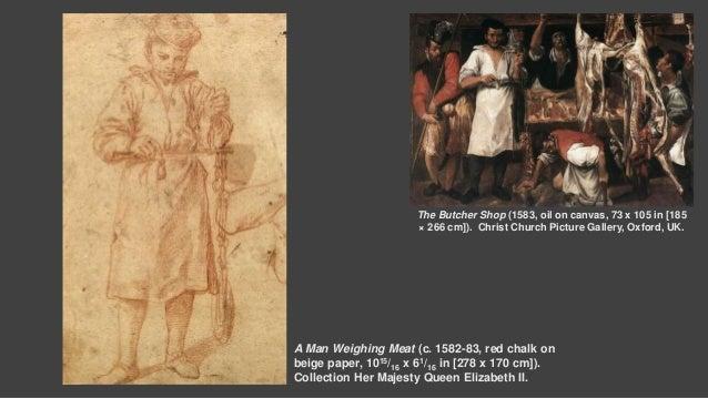 Annibale Carracci's Drawings Slide 3