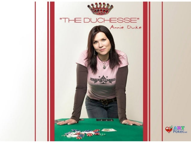 Annie Duke - Professional Poker PlayerReview Series
