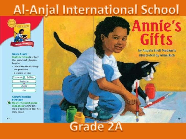 Annie's gift