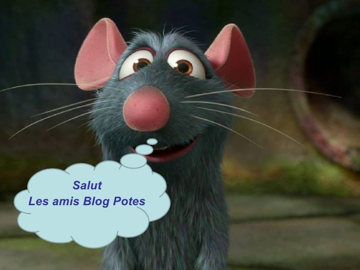 Salut Les amis Blog Potes