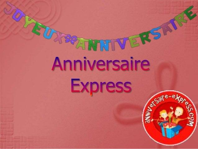       Anniversaire Express votre spécialiste du goûter anniversaire vous permet d'organiser un anniversaire pour enfant...
