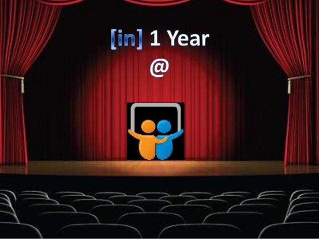 A year with SlideShare