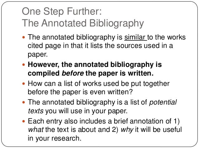 annotated bibliography nursing research What is an annotated bibliography an annotated bibliography is a list of citations to books, articles, and documents  research citation management.