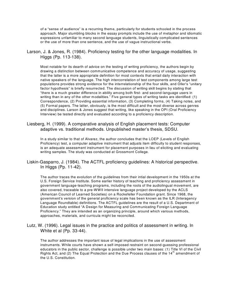 upholding english proficiency for communicative competence essay