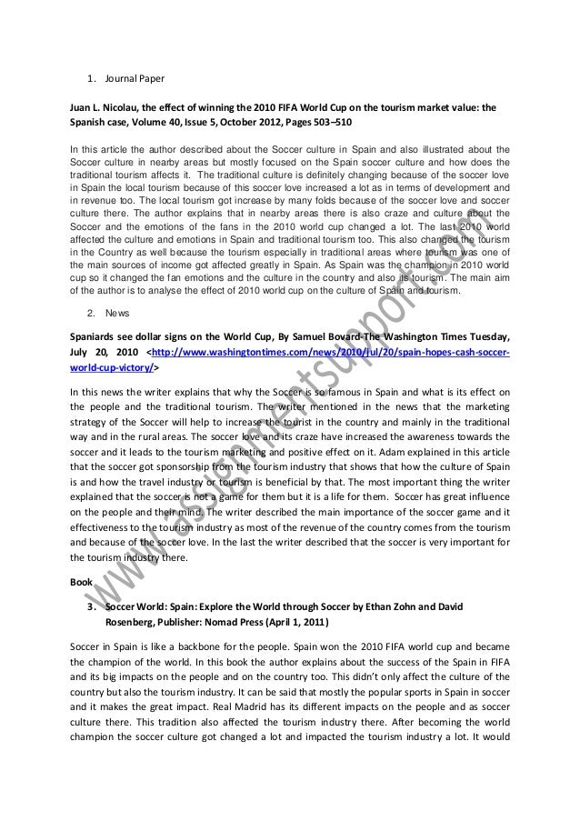 Annotated Bibliography Sample Paper 823860 –