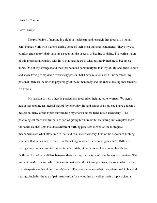 Annotated Bibliography And Cover Essay 2 15 13