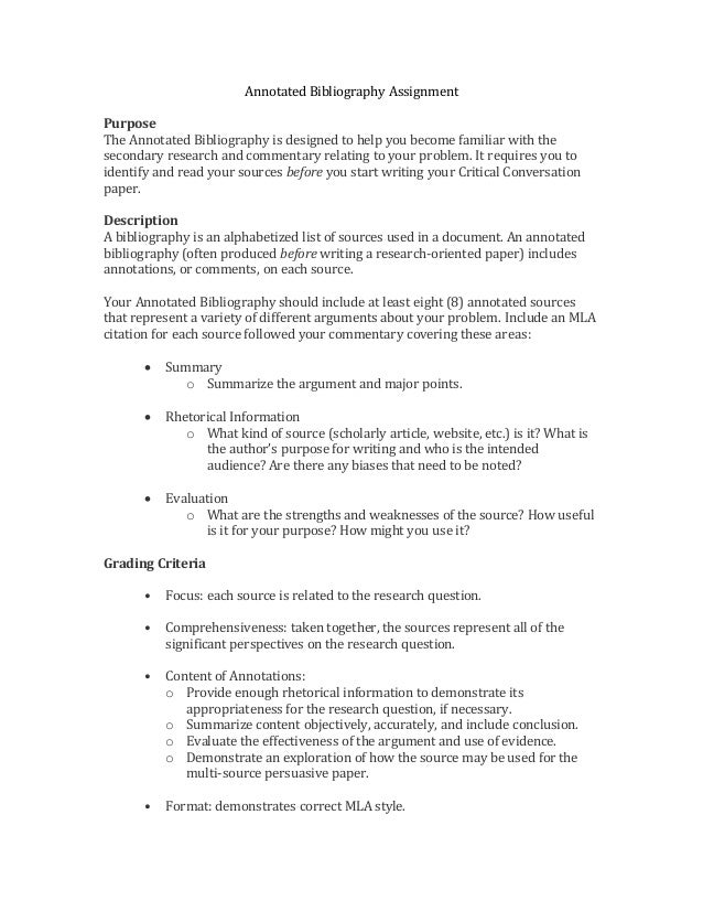 annotated bibliography assignment sheet Annotated bibliography assignmentpdf - free download as pdf file (pdf), text file (txt) or read online for free.