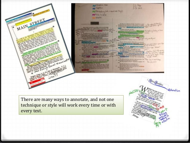 importance of annotating and paraphrasing Reading and taking notes on scholarly journal articles but it is more important to learn • recite and recall the information by summarizing and paraphrasing.