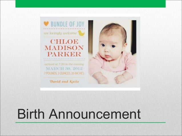 company announcement 18