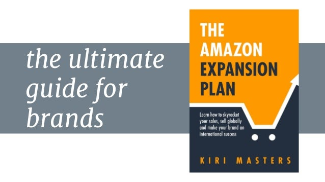 the ultimate guide for brands