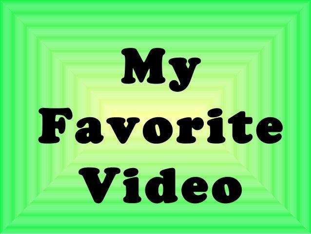 MyFavorite Video