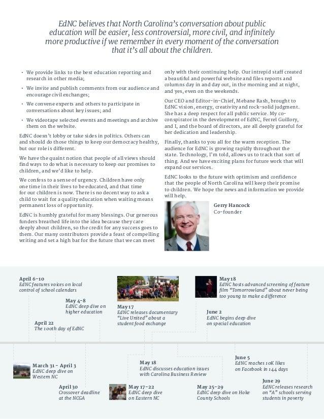 2015 Annual Report Slide 3