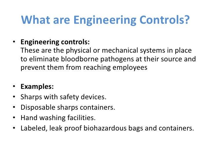 Niosh update on engineering controls used in nanotechnology.